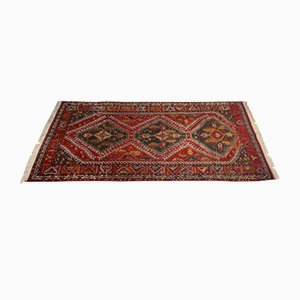 Middle Eastern Handmade Woolen Carpet, 1970s