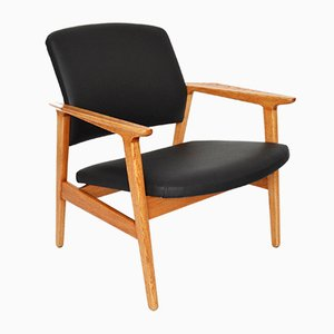 Mid-Century Easy Chair by Hans Olsen for Viskadalens Möbelindustri, Kinna, 1960s