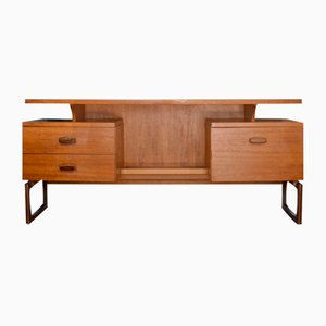 Teak Floating Top Desk from G-Plan, 1960s