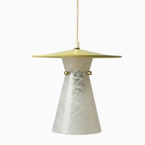 Mid-Century Rockabilly Ceiling Lamp, 1950s