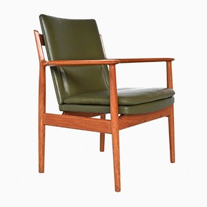 Danish Teak Armchair by Arne Vodder for Sibast Møbler, 1960s