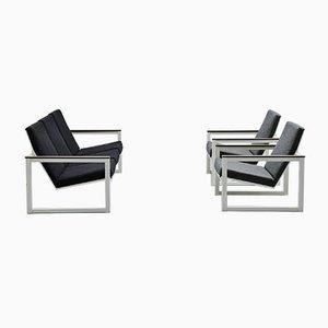 Pilastro Lounge Sofa von Friso Kramer & Tjerk Reijenga für Ahrend De Cirkel, 1960er