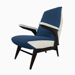 Italian Modern Lounge Chair from Dassi, Lissone, 1950s