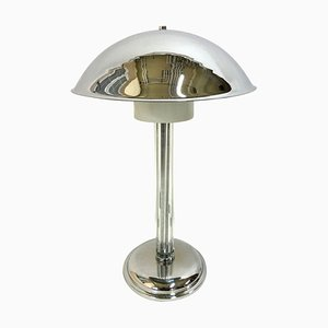 Art Deco French Table Lamp from Petitot Paris, 1930s