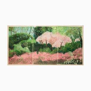 Mid-Century Spanish Landscape Painting