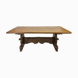 Tavolo da pranzo antico rustico
