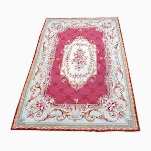 Mid-Century Woven Wool Carpet