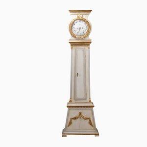 Danish Bornholmer Case Clock by Anders Hansen, 1880s