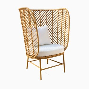 Rattan Armchair from VR