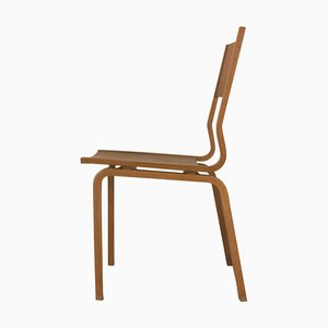 Saint Catherines Chair in Laminated Oak by Arne Jacobsen for Fritz Hansen, 1960s