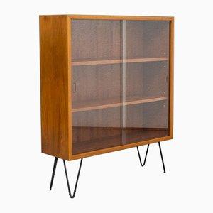 Mid-Century Walnut Cabinet, 1960s