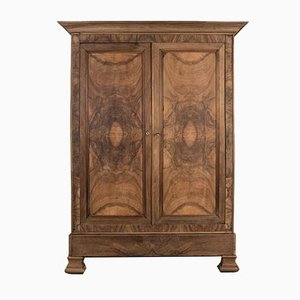 French Sanded Armoire, 1880s