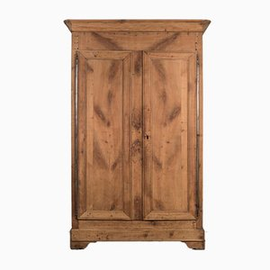 Louis Philippe Sanded Armoire, 1880s