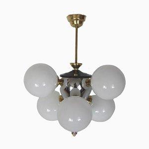 Italian Pendant Lamp, 1970s