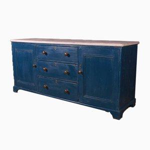19th Century English Dresser Base or Sideboard