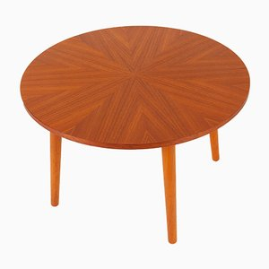 Teak Coffee Table by Holger Georg Jensen for Kubus, 1960s