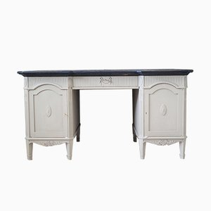 Mid-Century Secession Style French Ash Desk