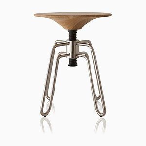 Philipps Stool and Coffee Table by Jader Almeida for Sollos