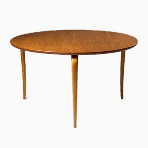 Annika Occasional Table by Bruno Mathsson for Karl Mathsson, Sweden, 1936
