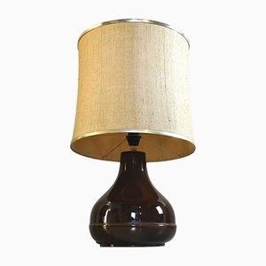 Ceramic Table Lamp from Ferlaro, 1960s