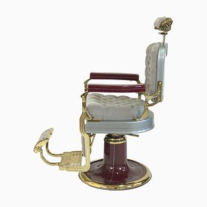 Chaise Pivotante Mid-Century par The Koken Company St.Louis USA pour The Koken Company St.Louis USA