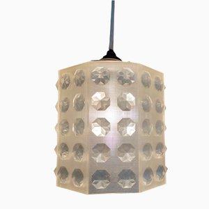 Plastic Ceiling Lamp, 1960s