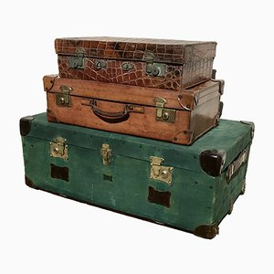Military Trunk, 1940s