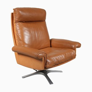 Vintage Swiss Model DS31 Lounge Chair from de Sede, 1970s