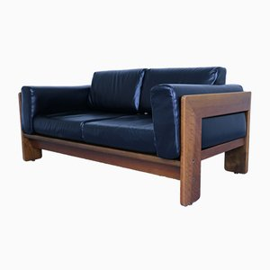 Vintage 2-Seater Basiano Sofa by Tobia & Afra Scarpa for Gavina