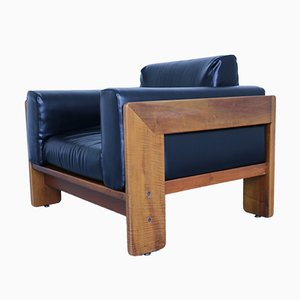 Vintage Basiano Lounge Chair by Tobia & Afra Scarpa for Gavina