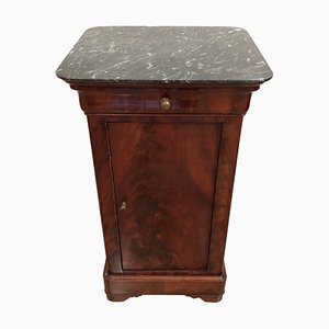 Antique Louis Philippe French Nightstand, 1860s