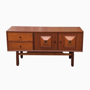 Mid-Century Portuguese Sideboard, 1960s