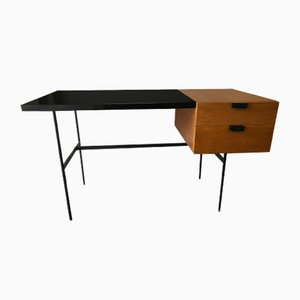 Model CM141 Desk by Pierre Paulin for Thonet, 1954