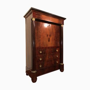 Antique Empire French Secretaire, 1820s