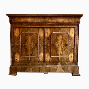 Antique Louis Philippe French Sideboard, 1860s