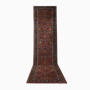 Indian Woolen Sarugh Carpet, 1970s