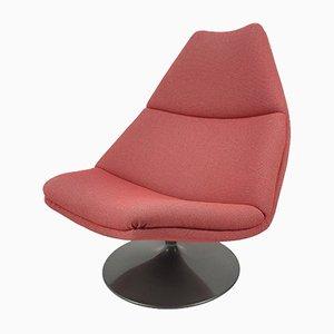 Modell F510 Sessel von Geoffrey Harcourt für Artifort, 1980er