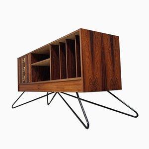 Scandinavian Modern Rosewood Sideboard, 1960s