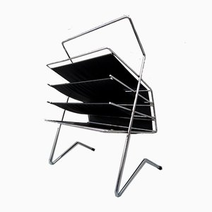 German Magazine Rack from Voss, 1970s