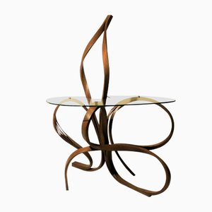 Lobby Foyer Table Rosette by Raka Studio