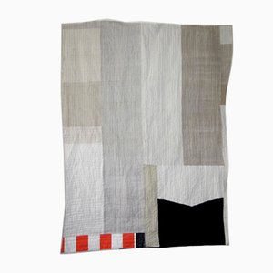 White Linen Quilt by Dawitt