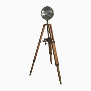 Tripod Ford Model A Floor Lamp from Officina di Ricerca, 1920s