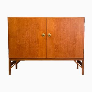Teak Model 232 Dresser by Børge Mogensen for FDB, 1970s