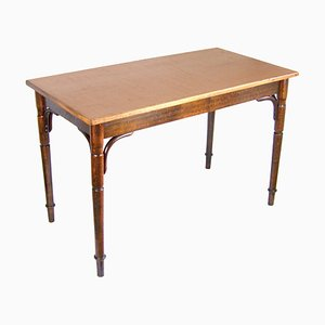 Dining Table from Pilsen Castle in Bohemia by Michael Thonet for Fischel, 1920s