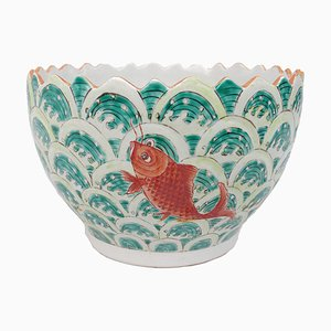 Chinese Porcelain Cup, 1880s