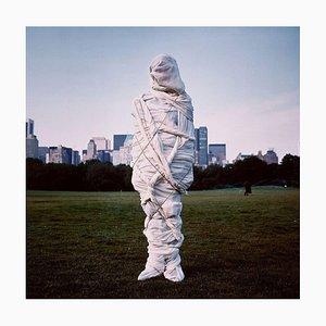 Christo, Central Park, New York Cibachrome von Annie Leibovitz, 1981