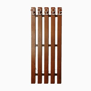 Mid-Century Rosewood Coat Rack from Kama, 1960s