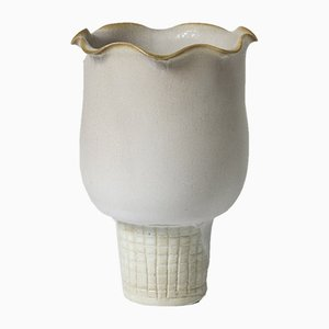 Stoneware Model Farsta Vase by Wilhelm Kåge for Gustavsberg, 1940s
