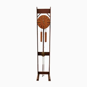 Mid-Century Winding Floor Clock, 1960s