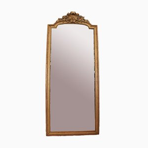 Large 19th Century Palatial Mirror